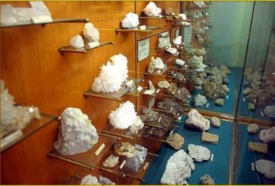 Aranymúzeum - világhírű ásvány kiállítás